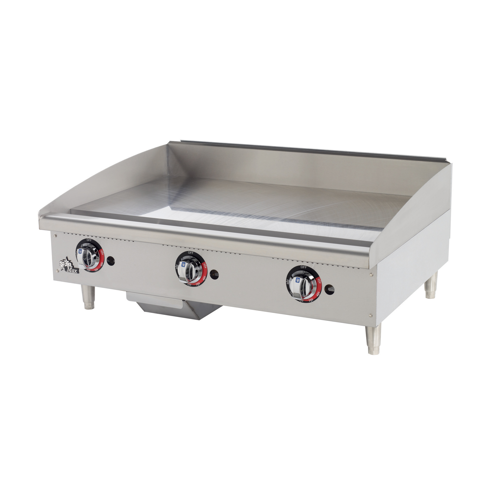 Star 636MF griddle, gas, countertop