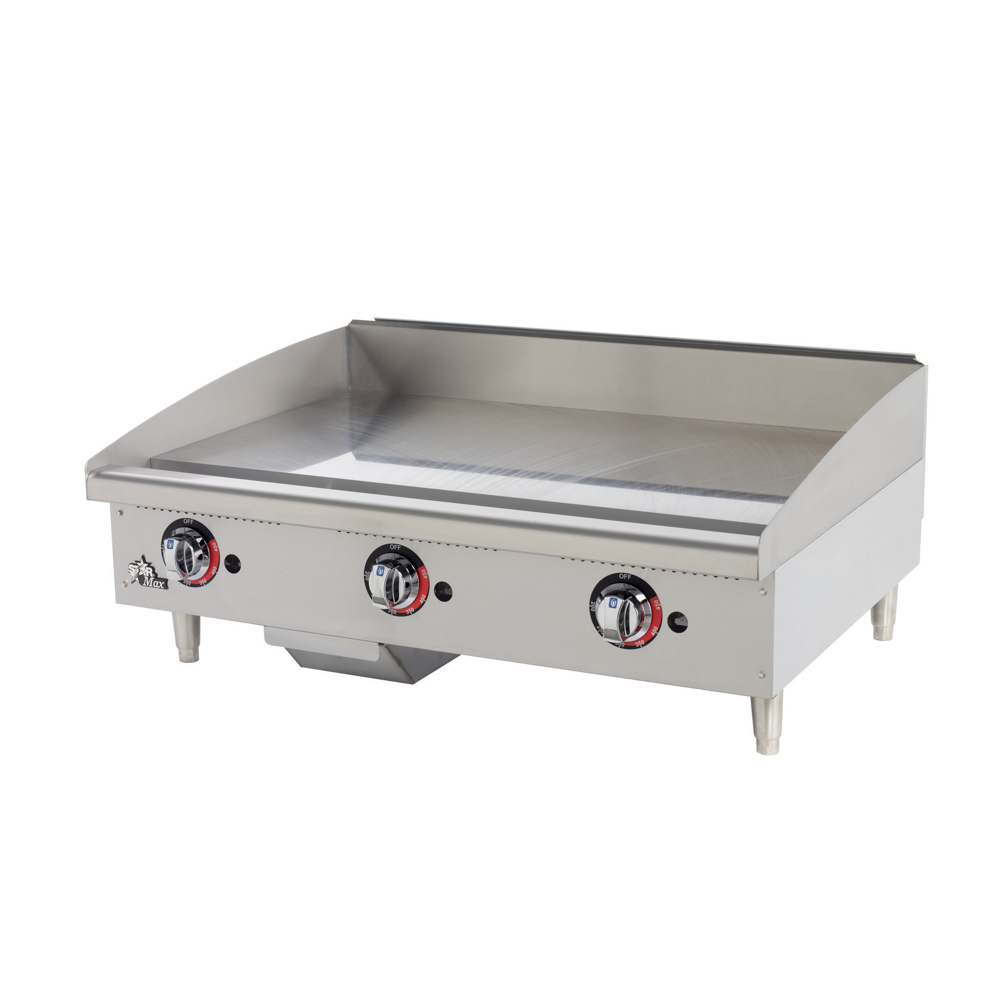 Star 636TF griddle, gas, countertop