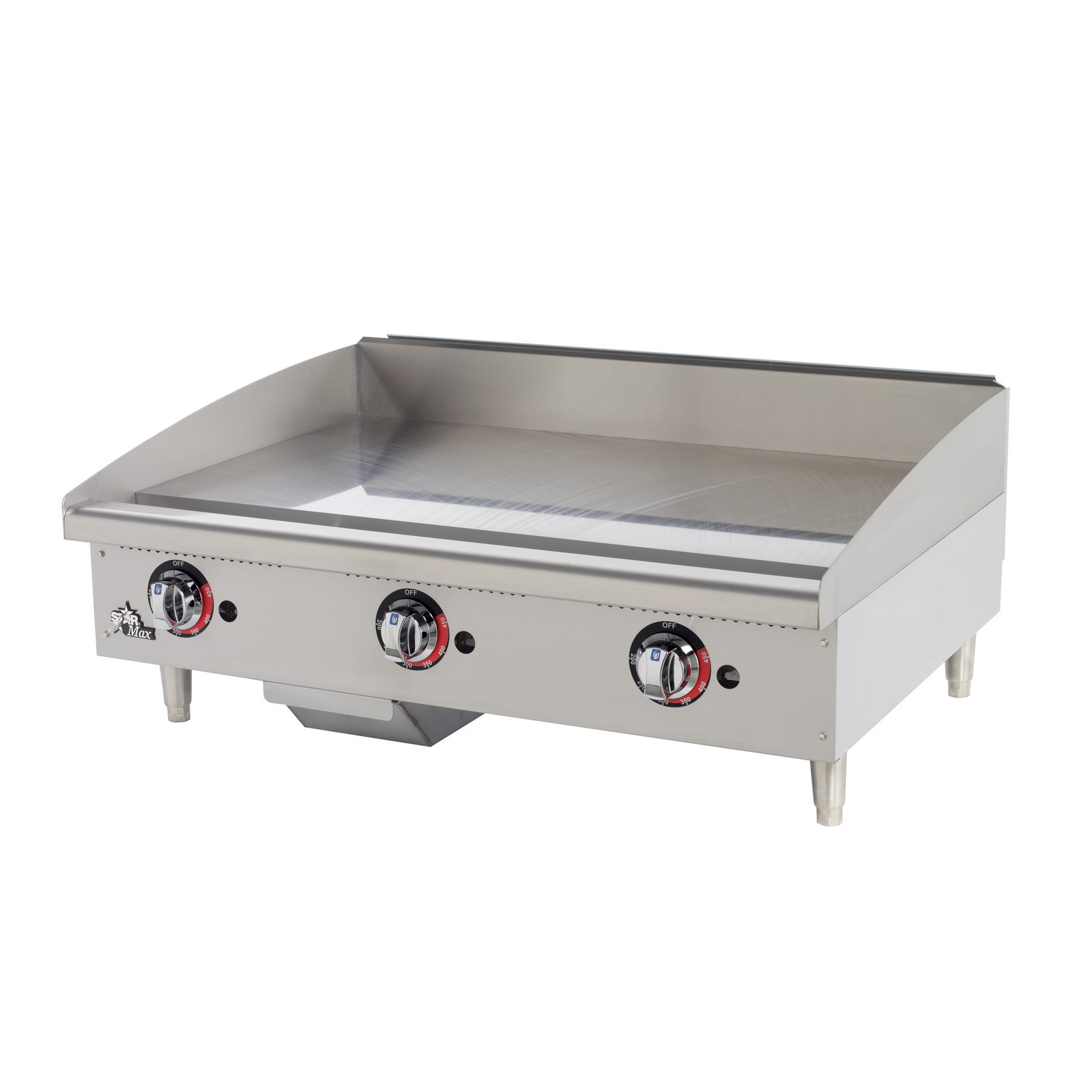 Star 636TSPF griddle, gas, countertop