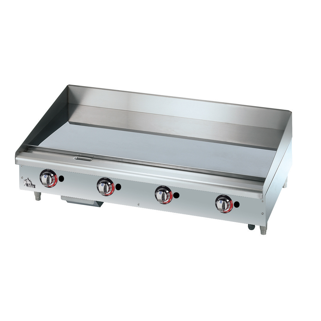 Star 648TCHSF griddle, gas, countertop