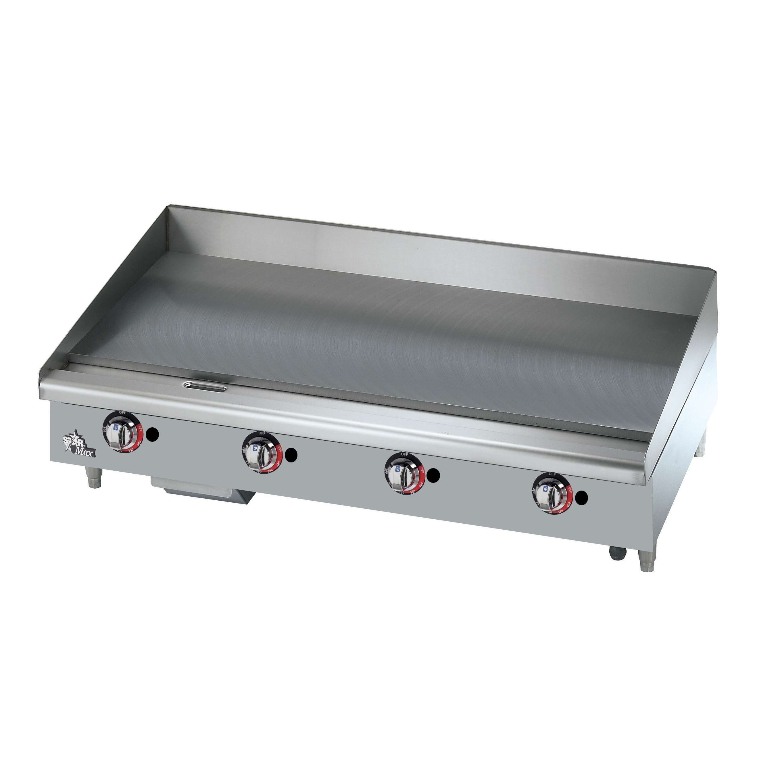 Star 648TSPF griddle, gas, countertop