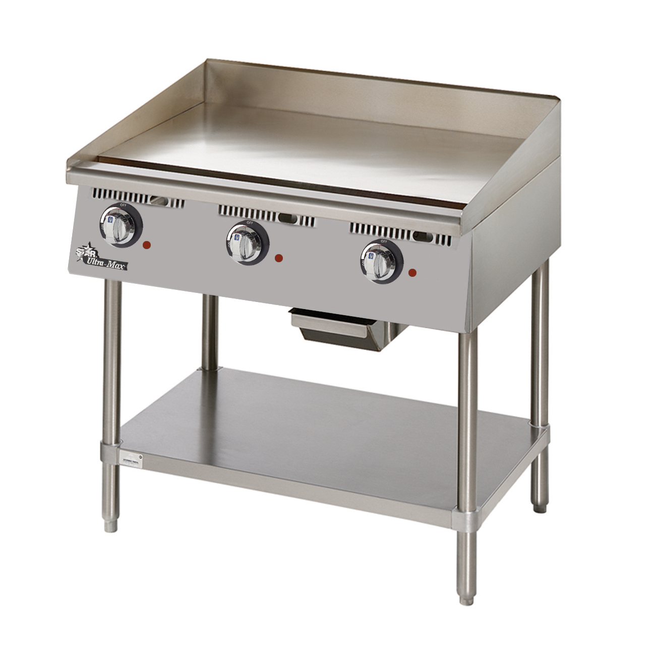 Star 748TA griddle, electric, countertop