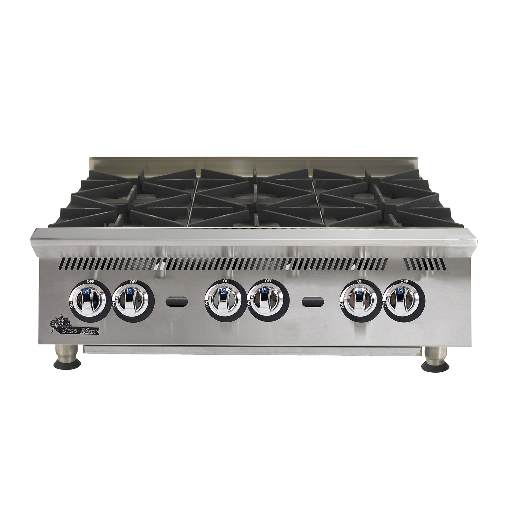 Star 806HA hotplate, countertop, gas