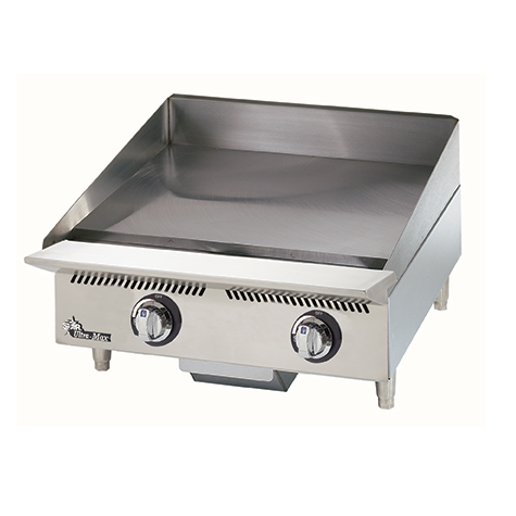 Star 824MA griddle, gas, countertop