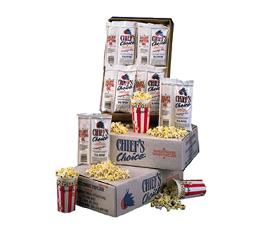 Star CC24-8OZ popcorn supplies