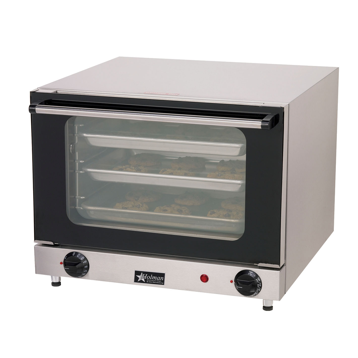 Star CCOQ-3 convection oven, electric