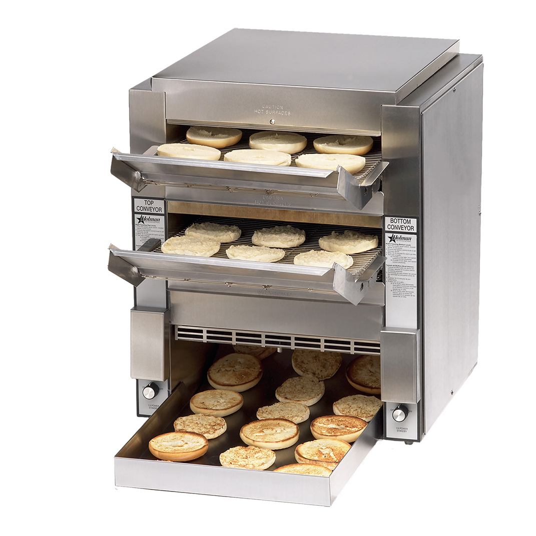 Star DT14 toaster, conveyor type