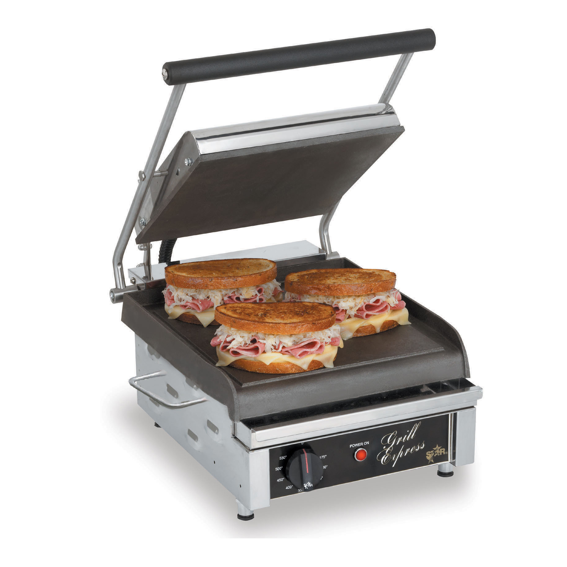 Star GX10IS sandwich / panini grill