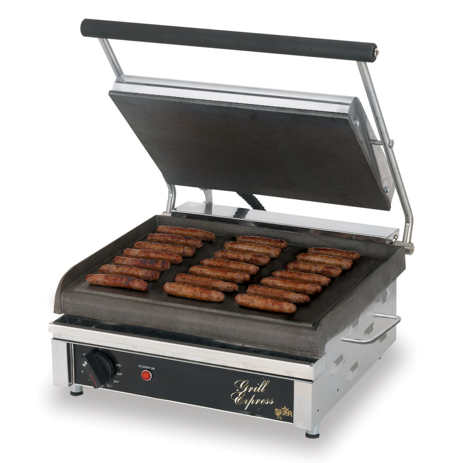 Star GX14IS sandwich / panini grill