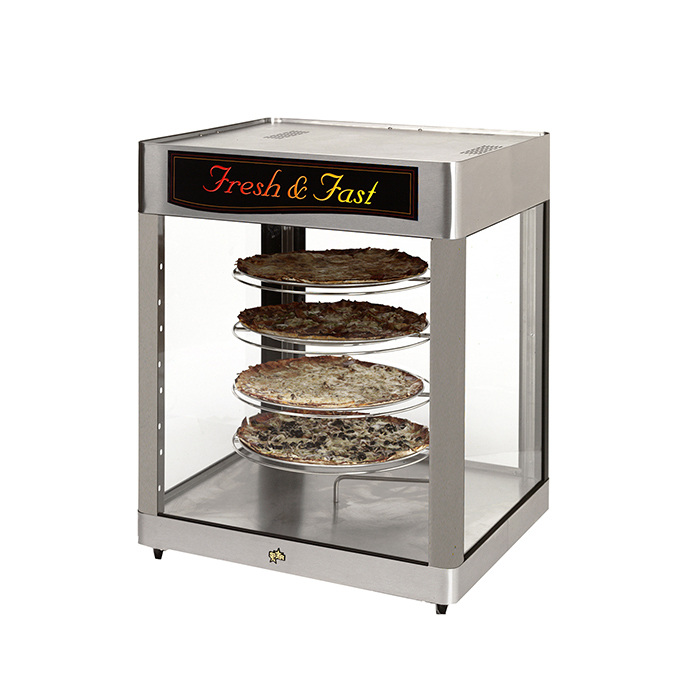 Star HFD-3A display case, hot food, countertop