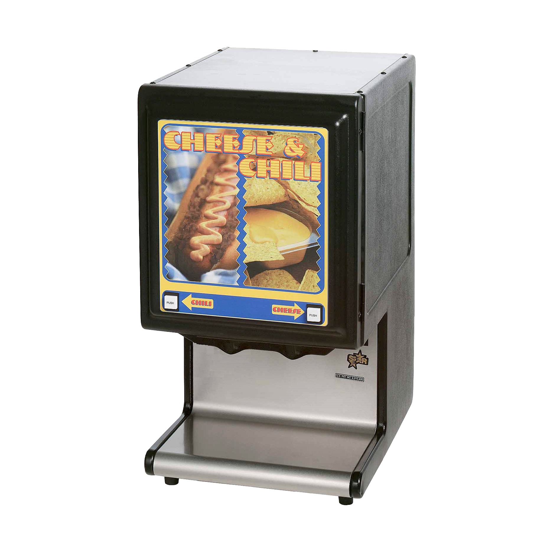 Star HPDE2 hot food dispenser