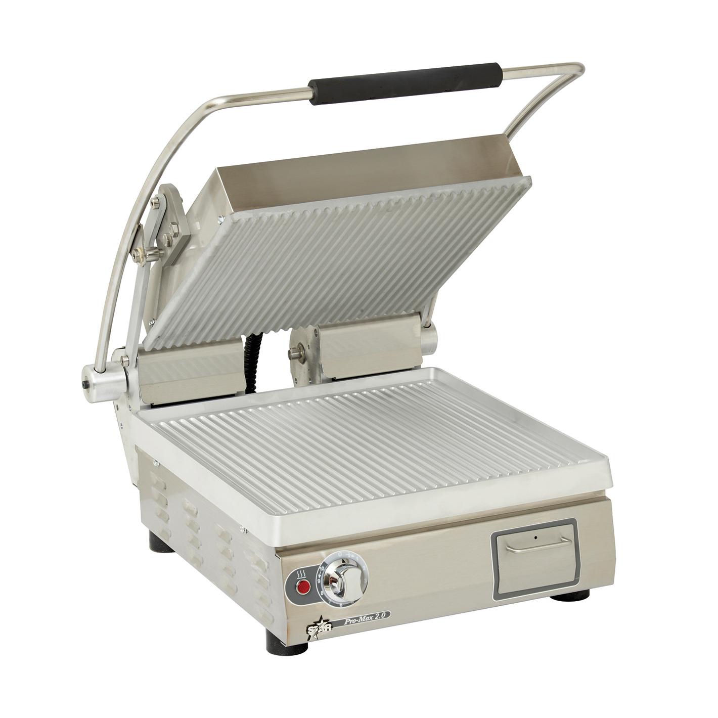 Star PGT14 sandwich / panini grill