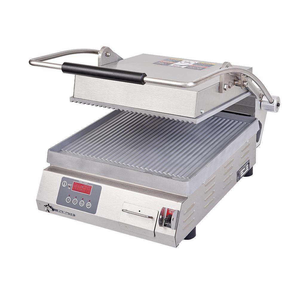 Star PGT14E sandwich / panini grill