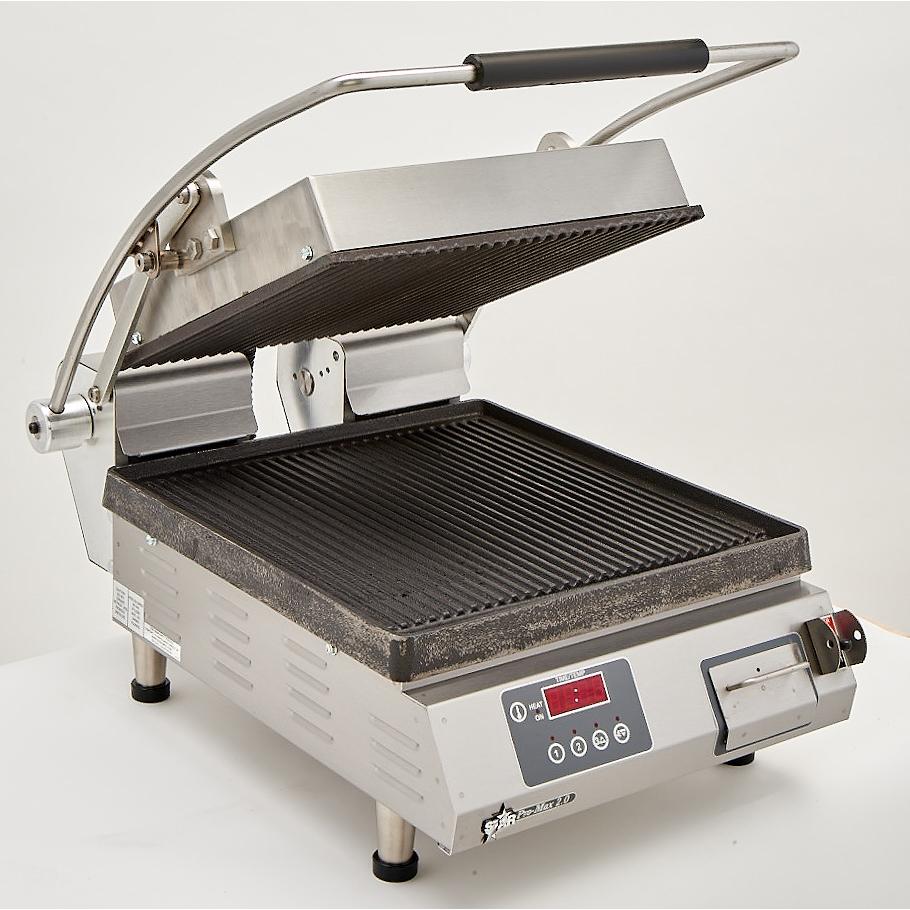 Star PGT14IE sandwich / panini grill