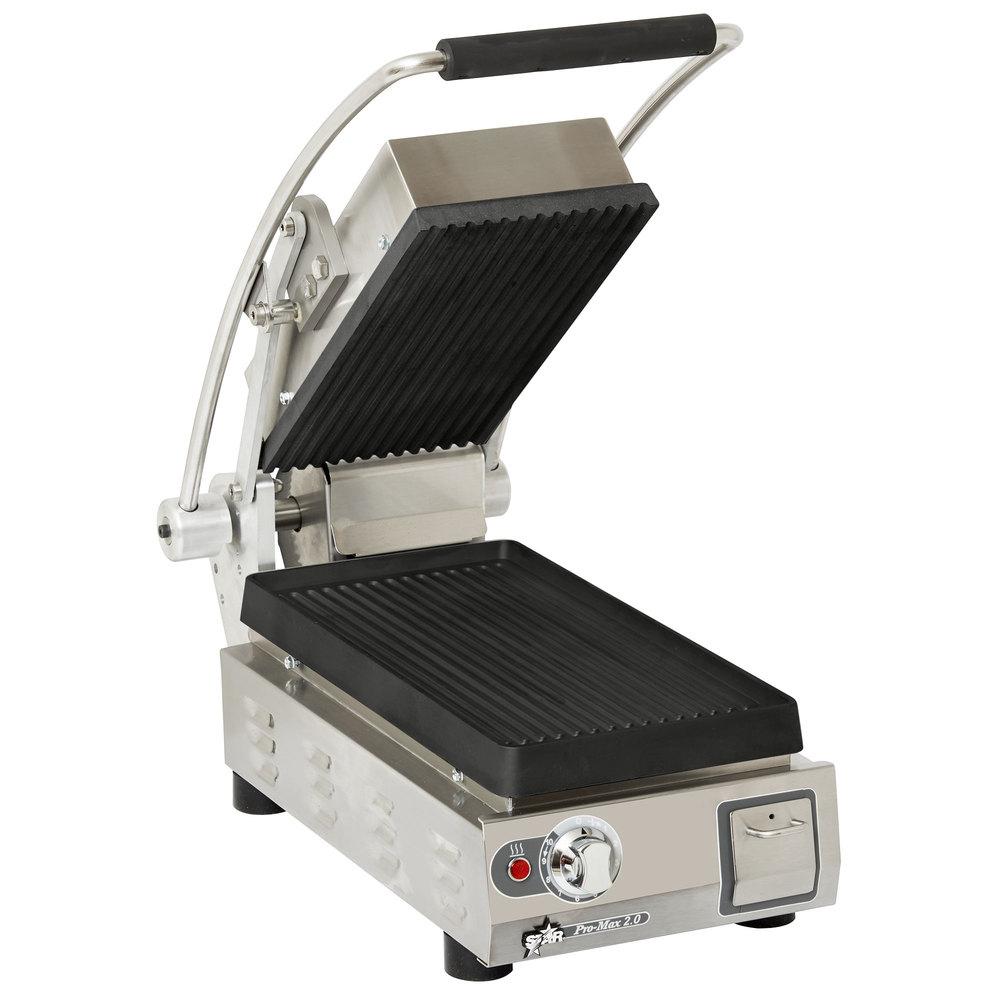 Star PGT7I sandwich / panini grill