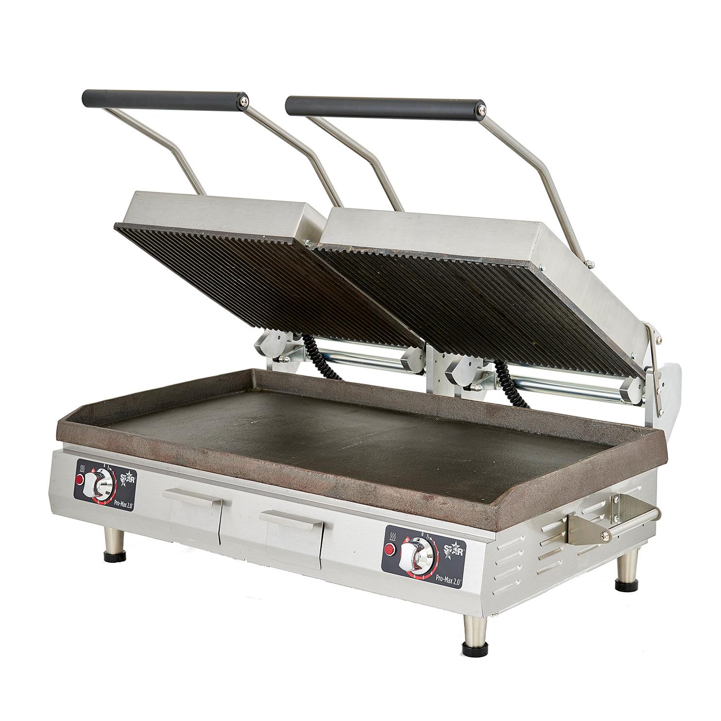Star PSC28IEGT sandwich / panini grill