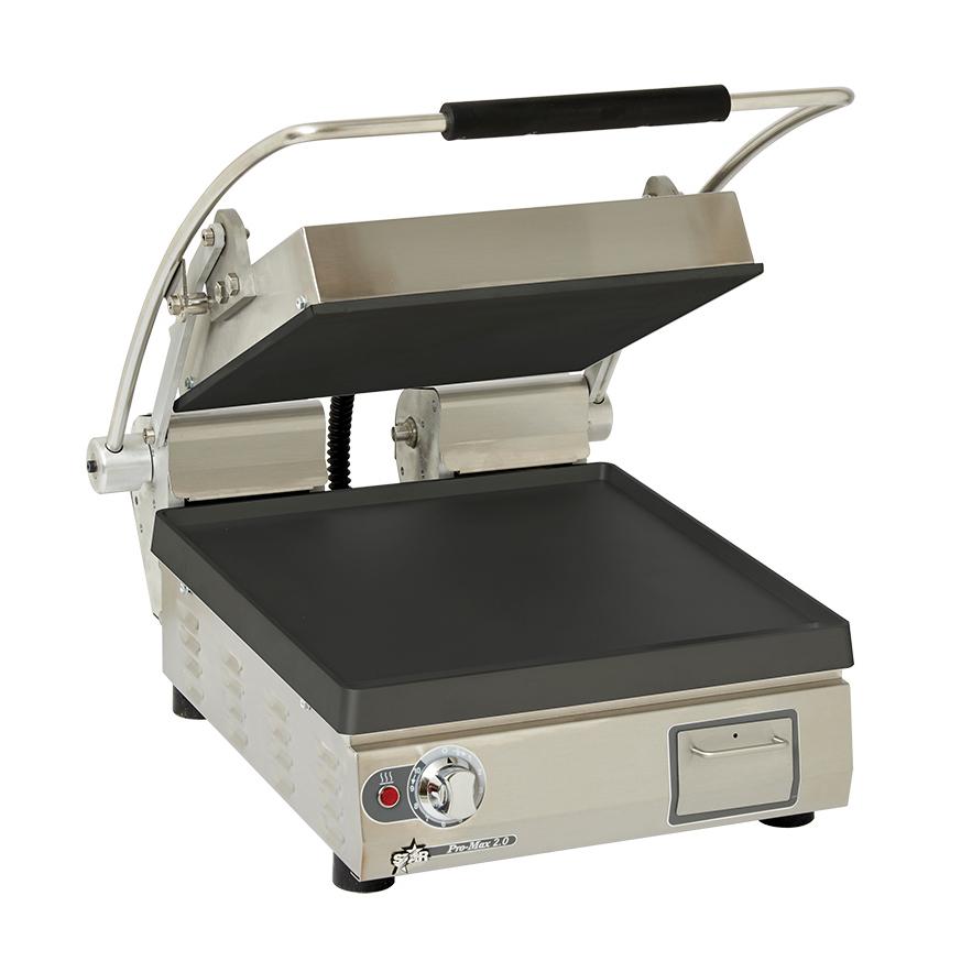 Star PST14I sandwich / panini grill