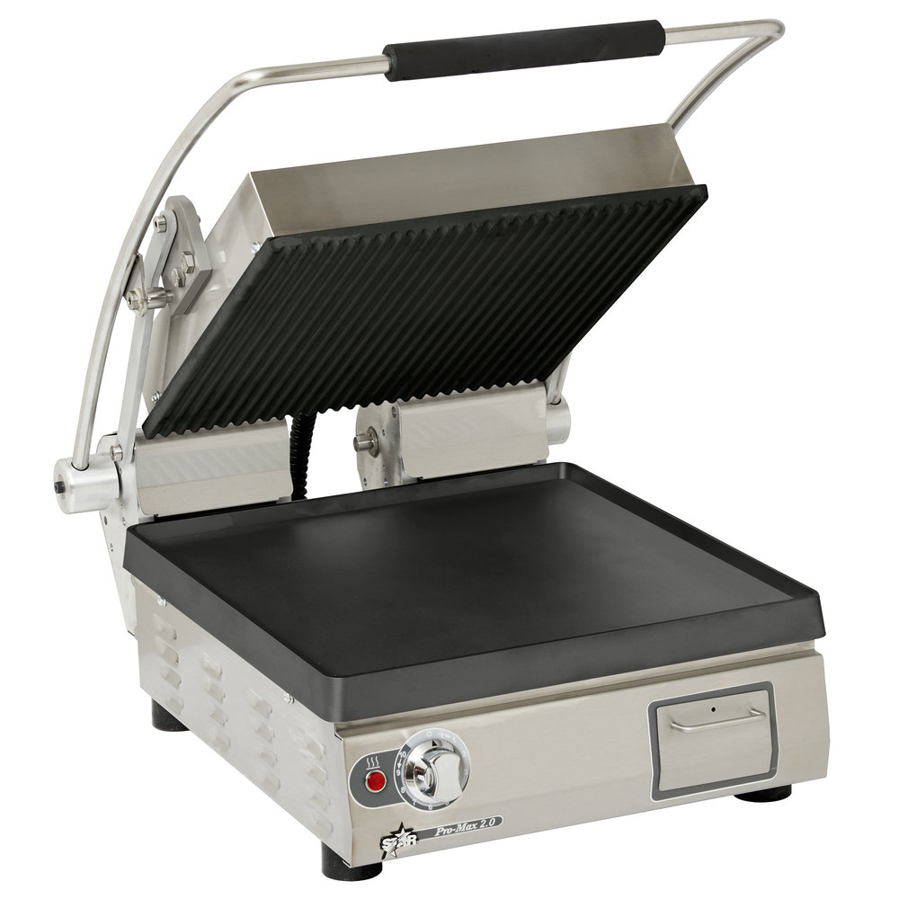 Star PST14IGT sandwich / panini grill