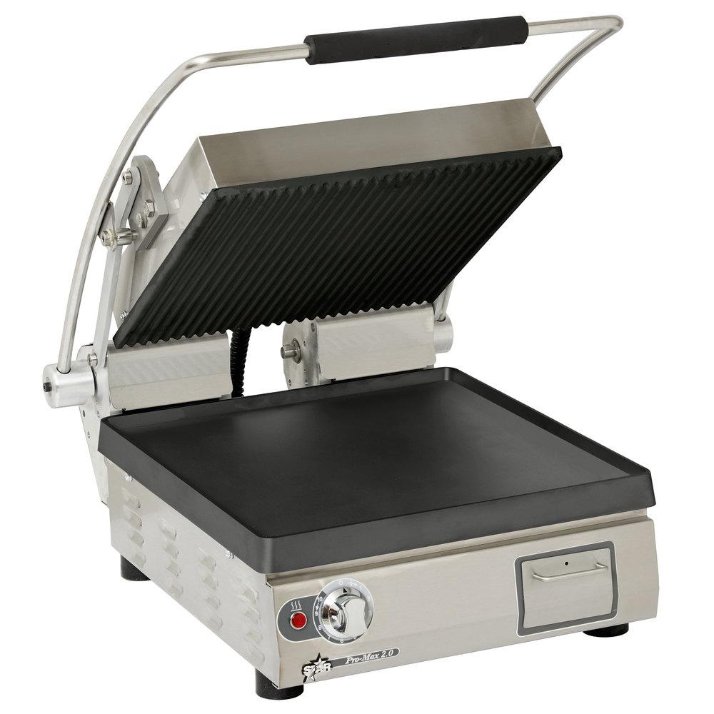 Star PST14IGT sandwich / panini grill