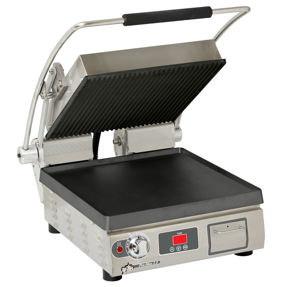 Star PST14ITGT sandwich / panini grill