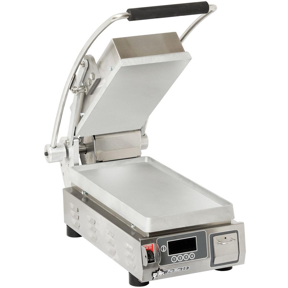 Star PST7E sandwich / panini grill