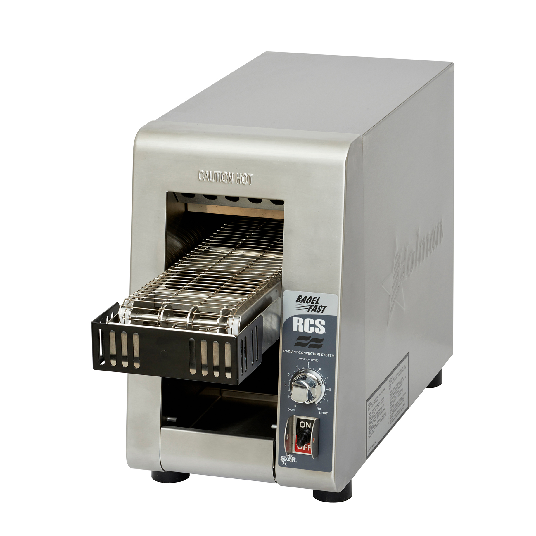 Star RCS2-600BN toaster, conveyor type