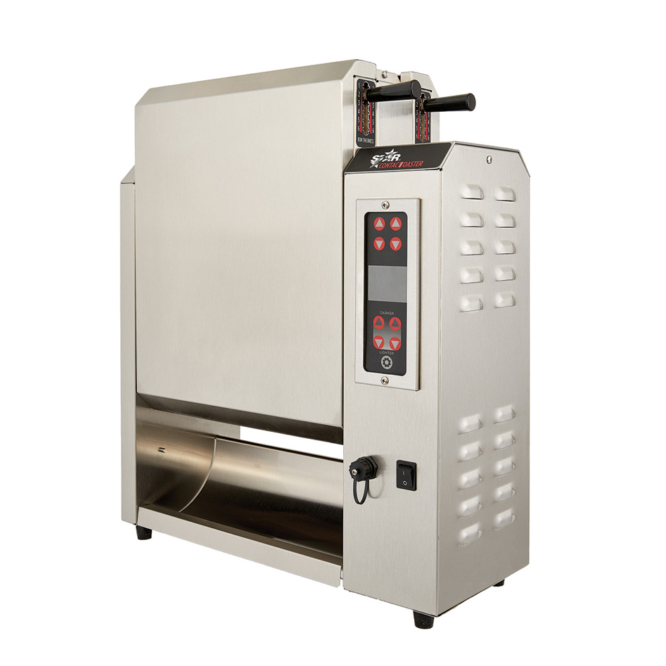 Star SCT4000E toaster, contact grill, conveyor type