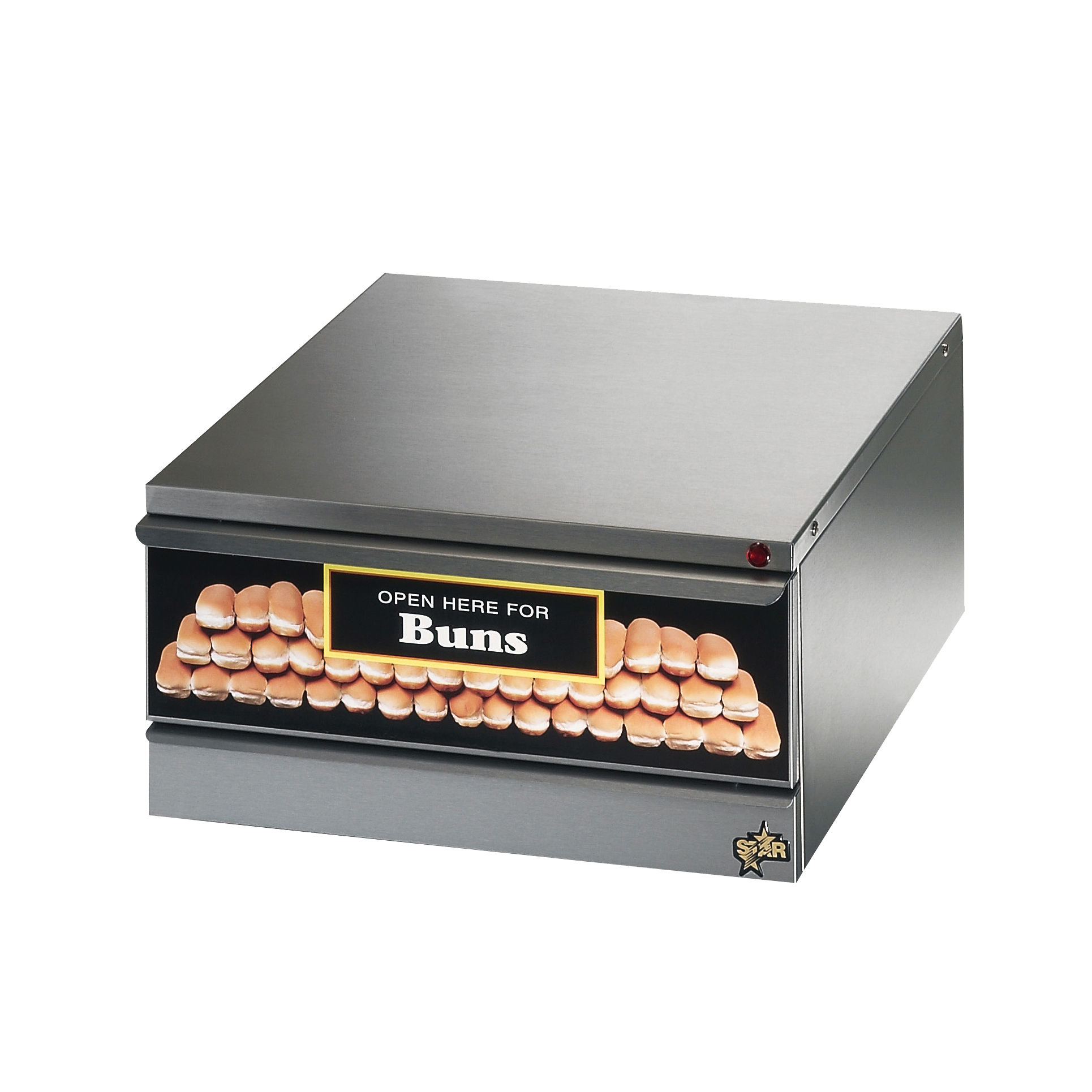 Star SST-20 hot dog bun / roll warmer