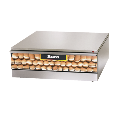 Star SST-30 hot dog bun / roll warmer