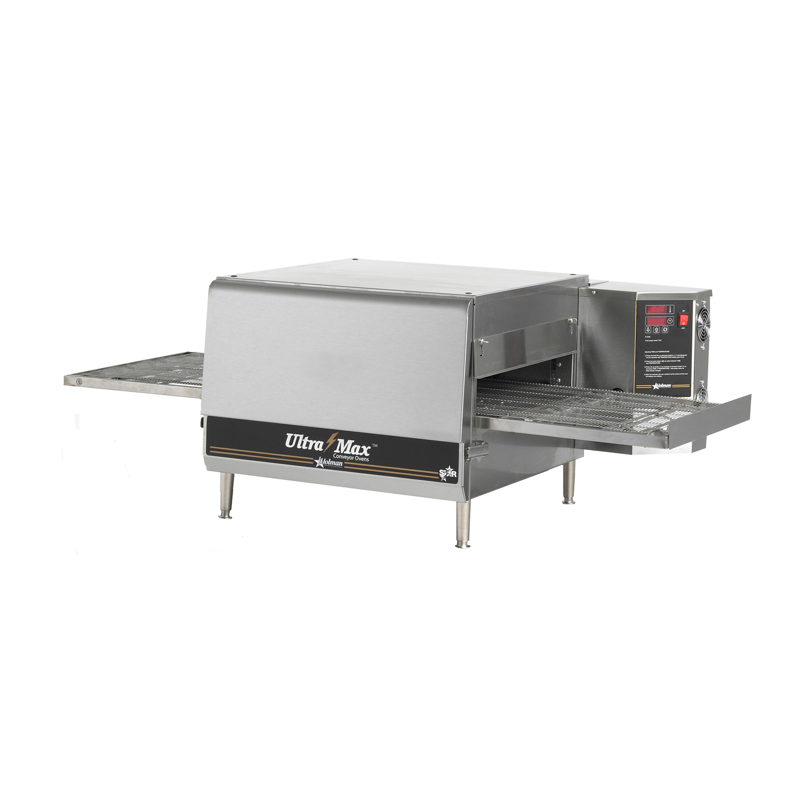 Star UM1850A oven, electric, conveyor