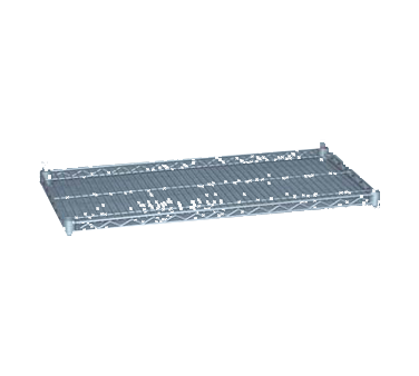 NEXEL S1842C shelving, wire