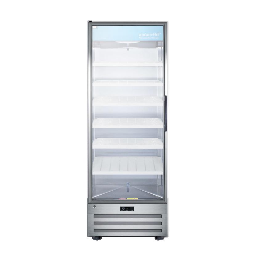 Summit Appliance ACR1718LH refrigerator, medical