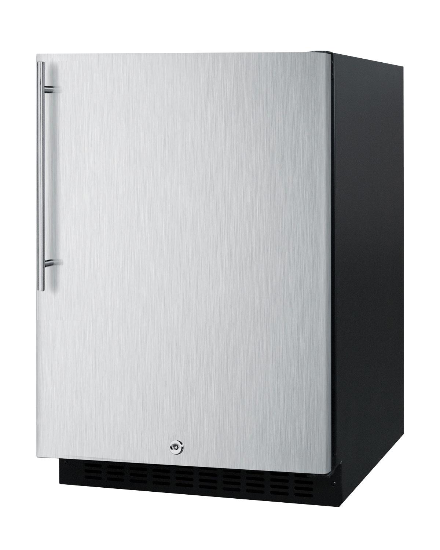 Summit Appliance AL54SSHV refrigerator, undercounter, reach-in