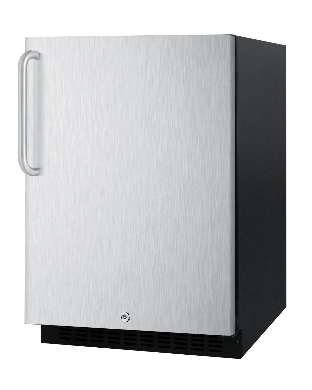 Summit Commercial AL54SSTB refrigerator, undercounter, reach-in