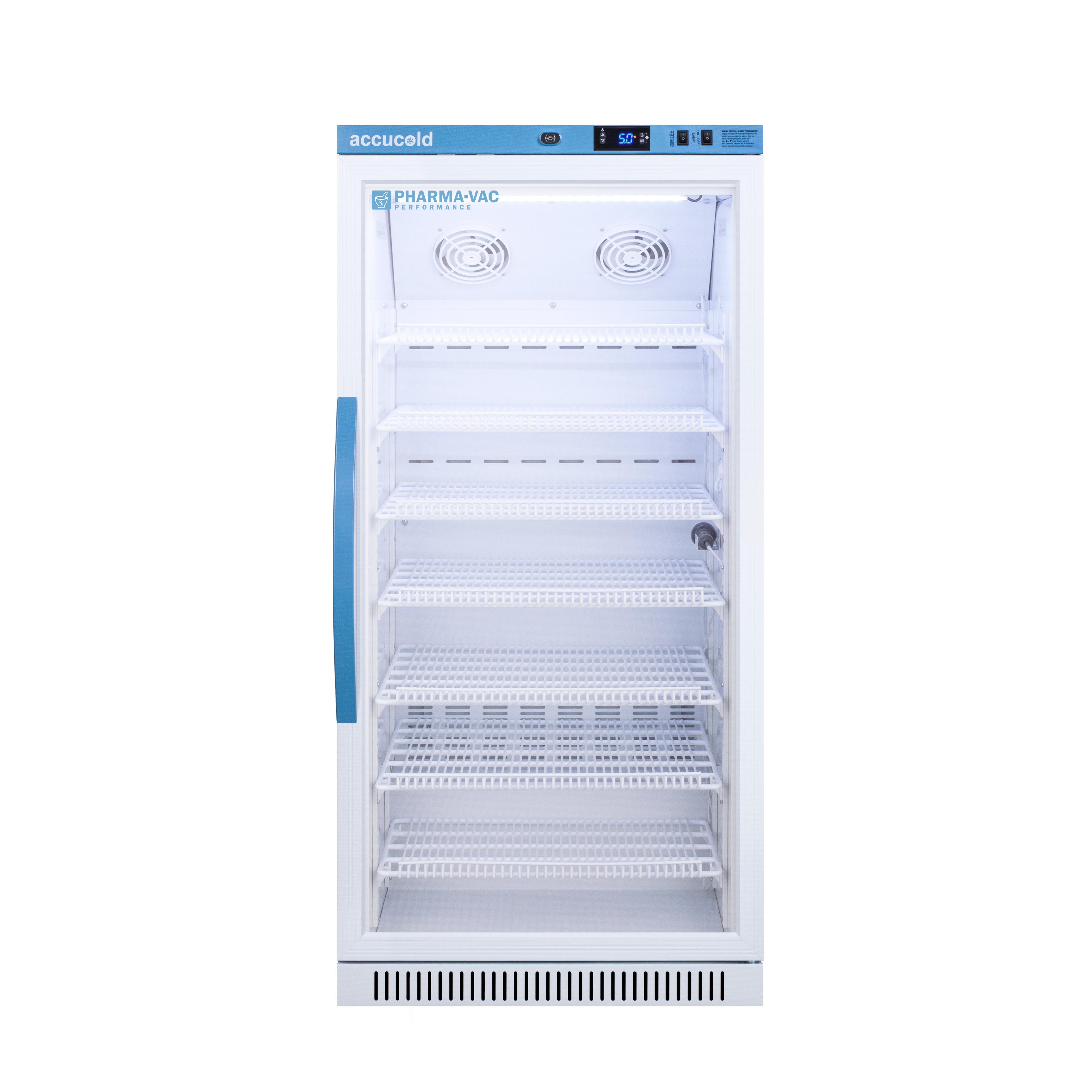 Summit Appliance ARG8PV refrigerator, medical