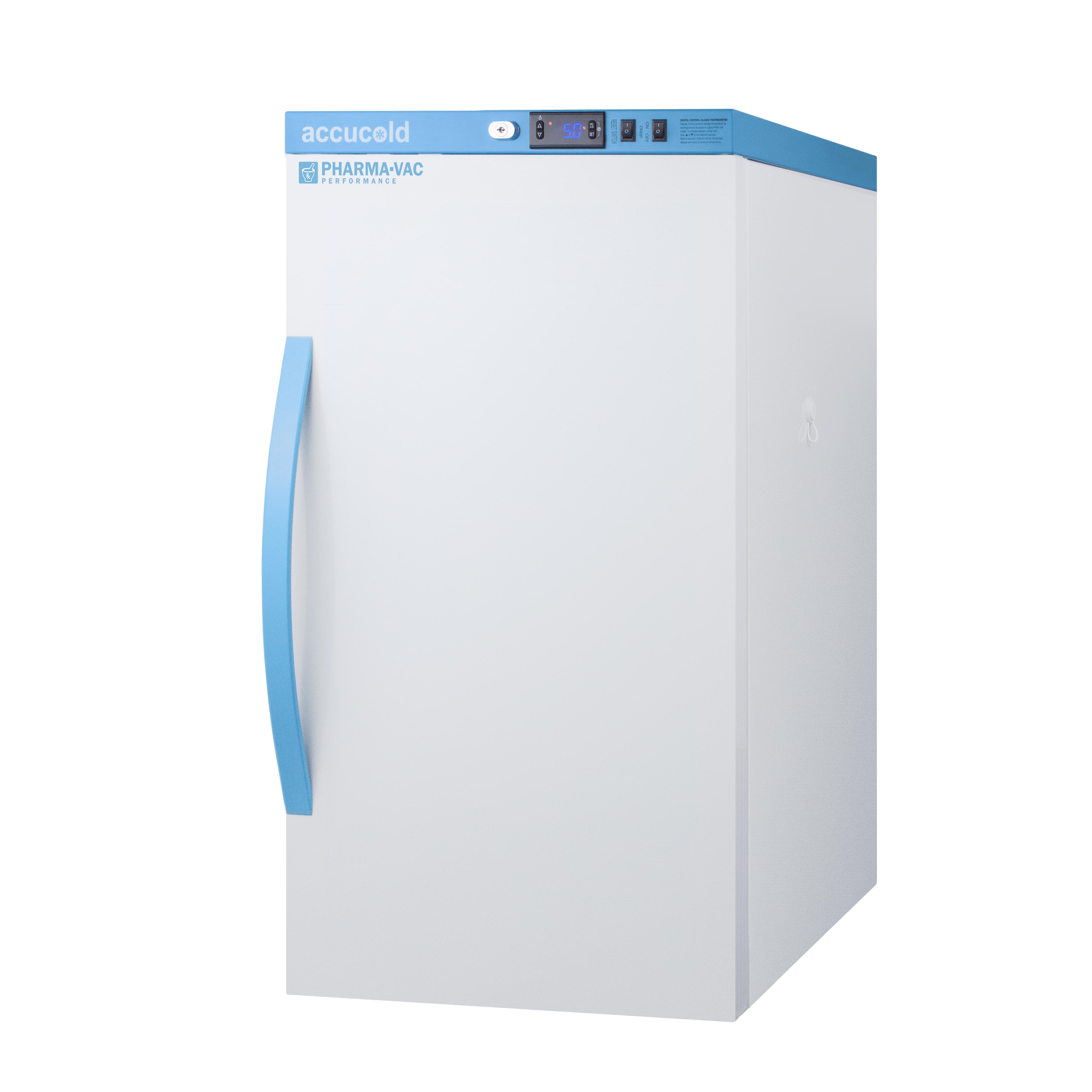 Summit Appliance ARS3PV refrigerator, medical