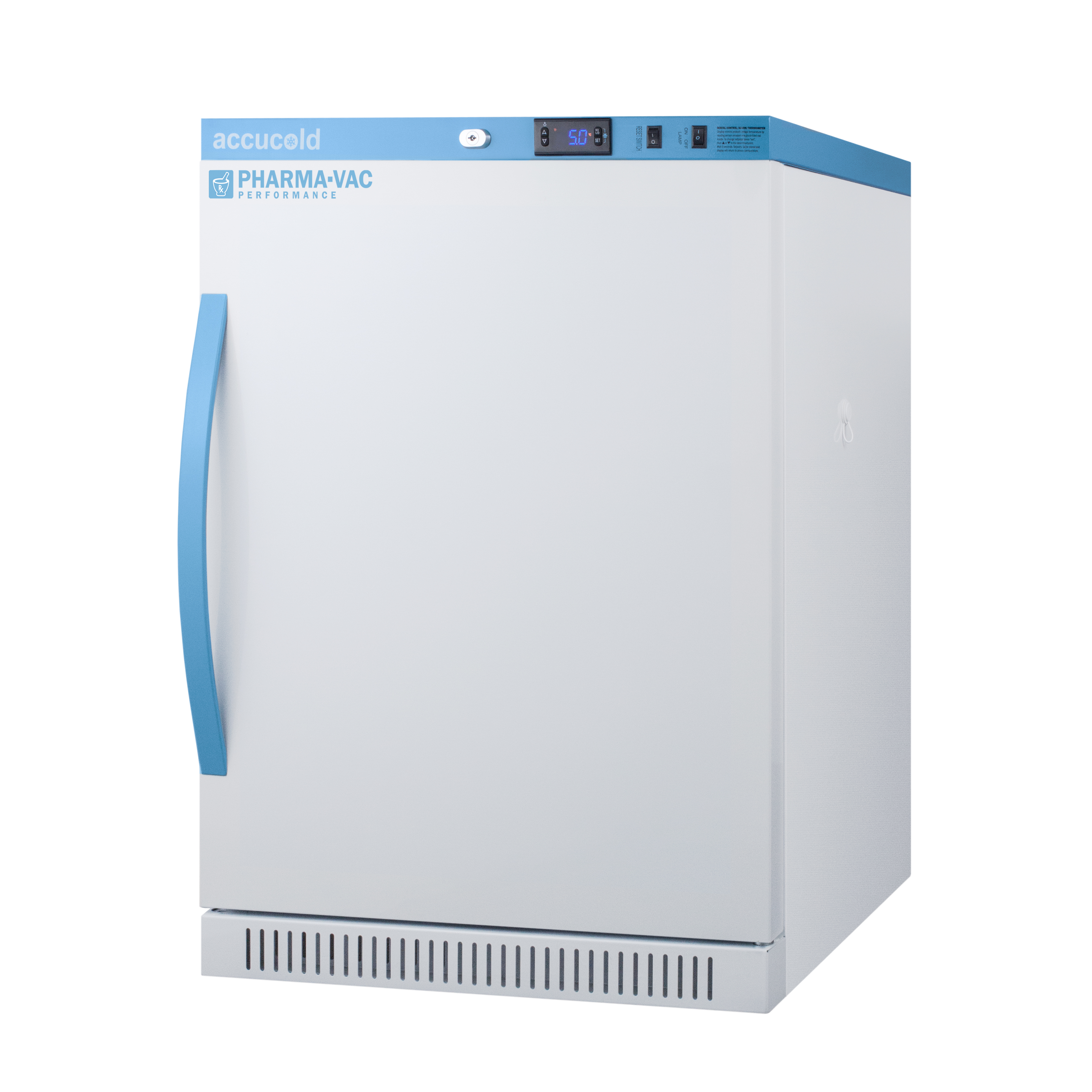 Summit Appliance ARS6PV refrigerator, medical