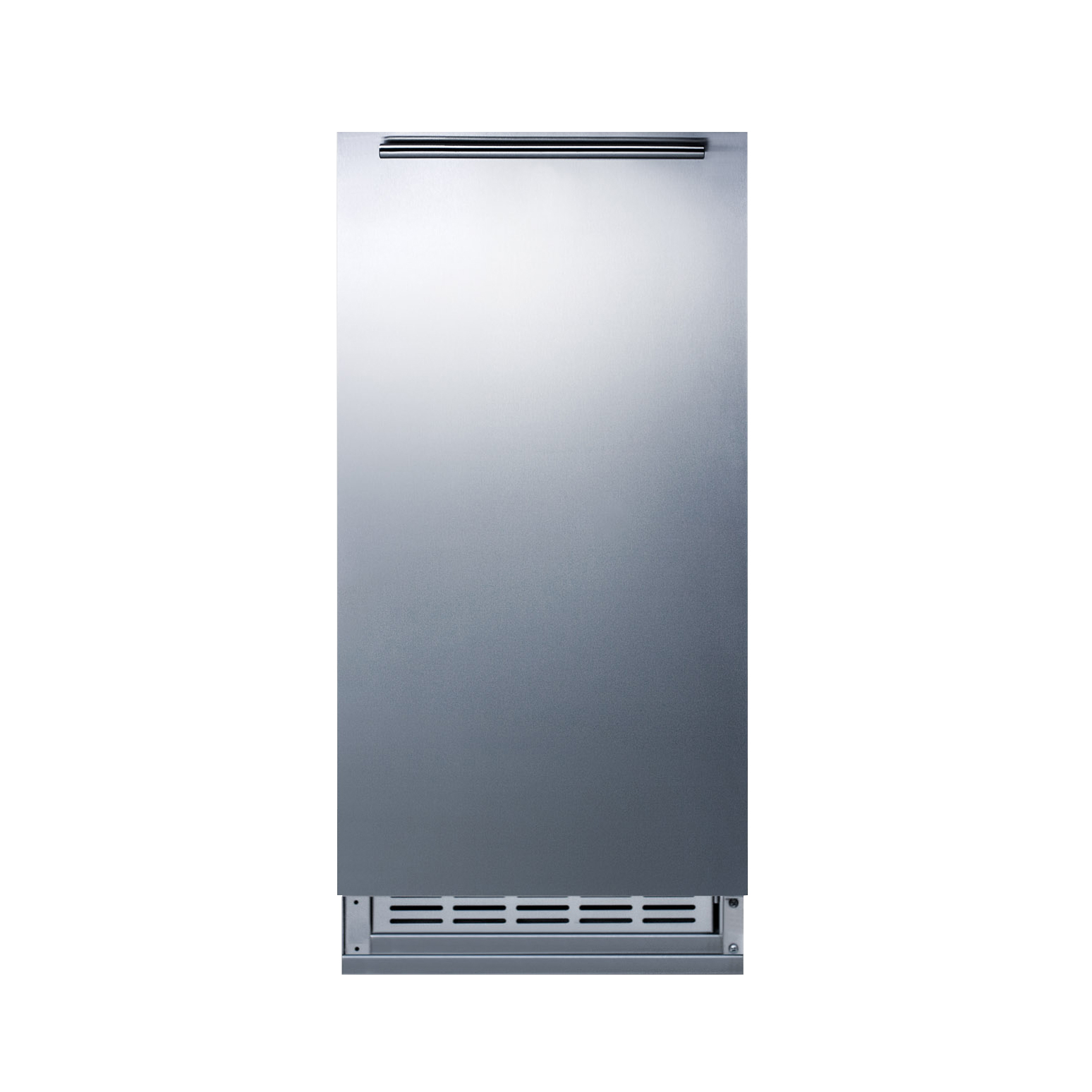 Summit Commercial BIM25H34 ice maker with bin, cube-style