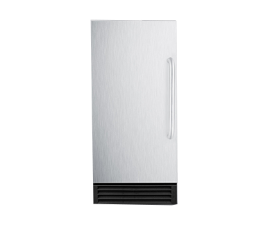 Summit Commercial BIM44GADA ice maker with bin, cube-style