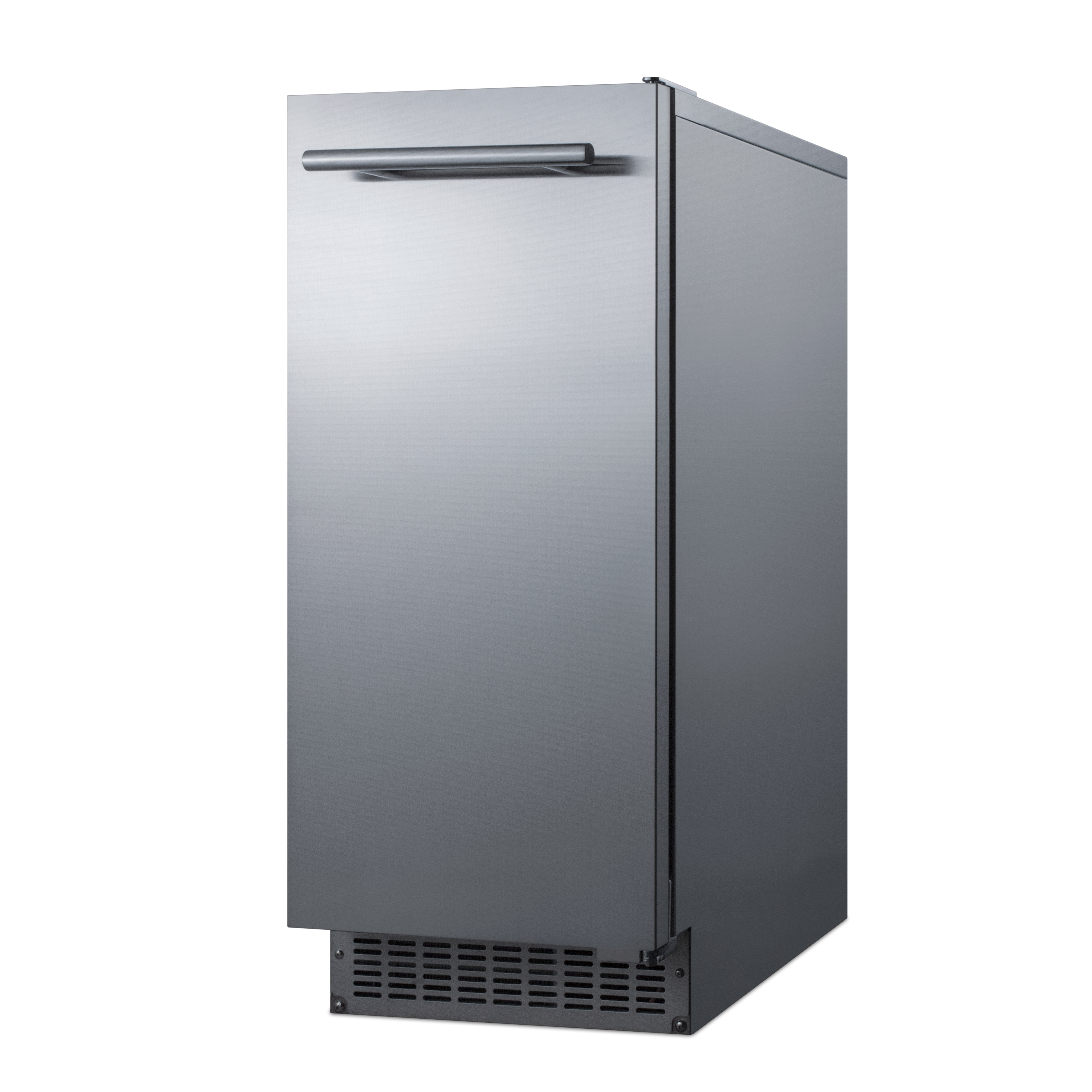 Summit Commercial BIM68OSGDR ice maker with bin, cube-style