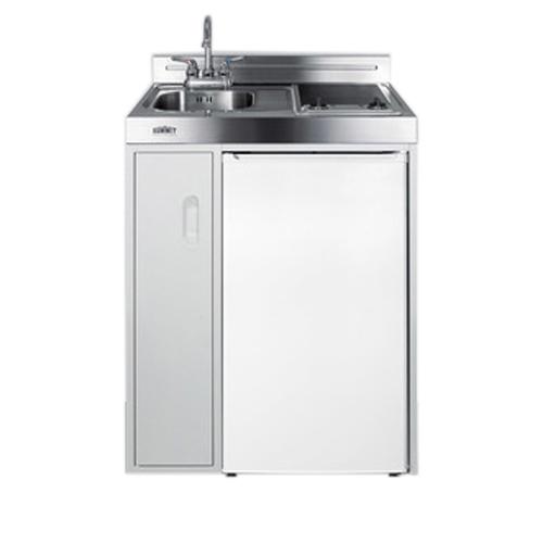 Summit Appliance C30ELAUTOGLASS kitchenette