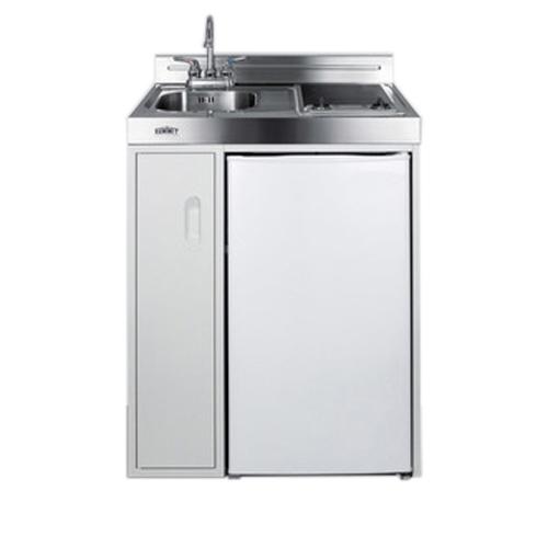 Summit Appliance C30ELGLASS kitchenette