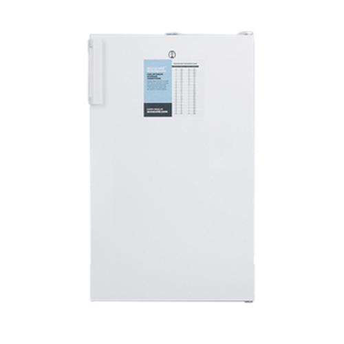 Summit Commercial FF511LPROADA refrigerator, undercounter, reach-in