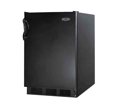 Summit Commercial FF6BBI7 refrigerator, undercounter, reach-in