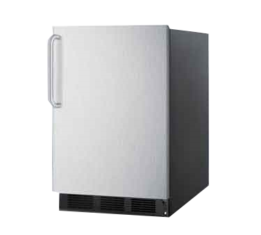 Summit Commercial FF6BBI7SSTB refrigerator, undercounter, reach-in