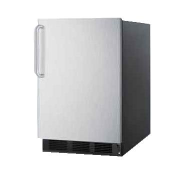 Summit Commercial FF6BBI7SSTBADA refrigerator, undercounter, reach-in