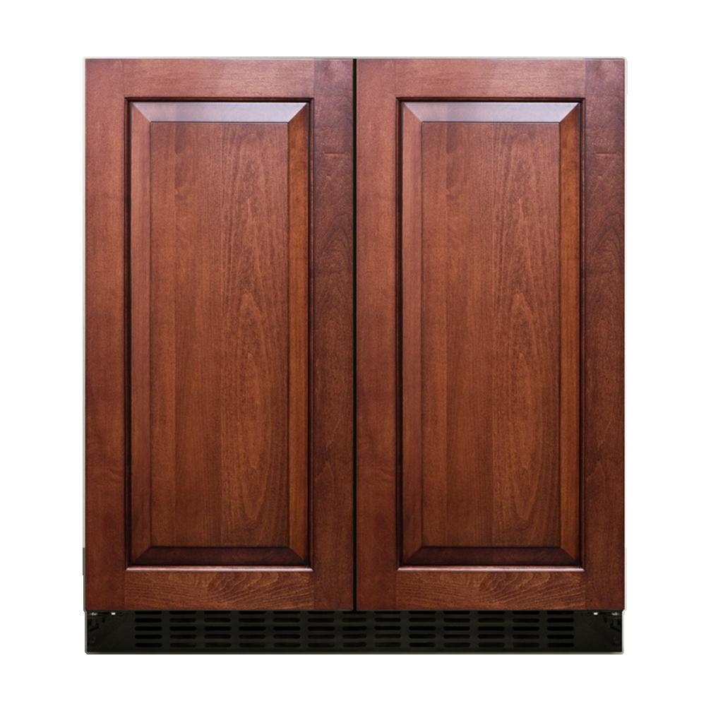 Summit Appliance FFRF3075WIF refrigerator freezer, undercounter, reach-in