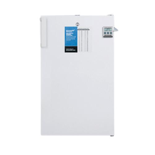 Summit Commercial FS407LPLUS2ADA freezer, undercounter, reach-in