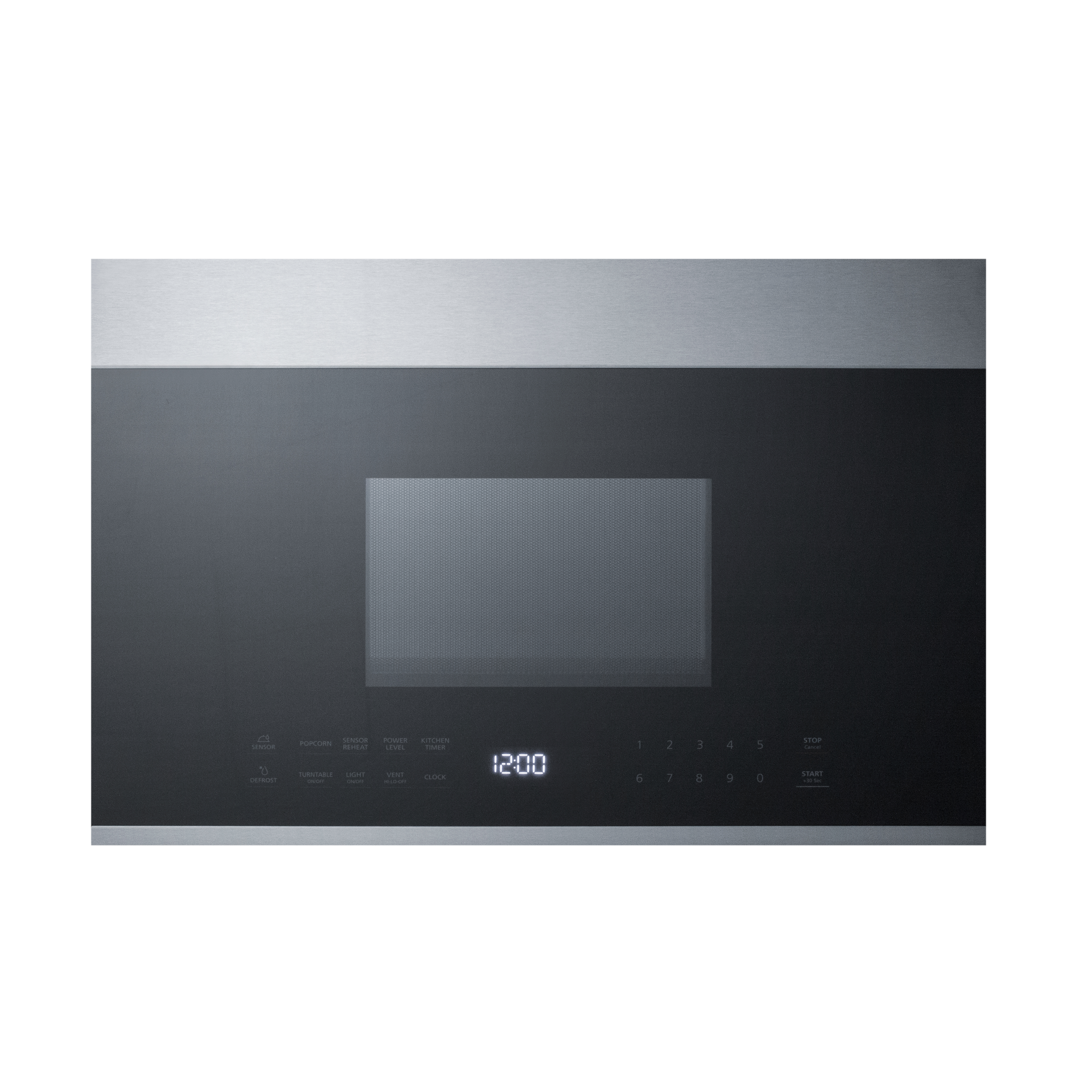 Summit Appliance MHOTR24SS microwave oven