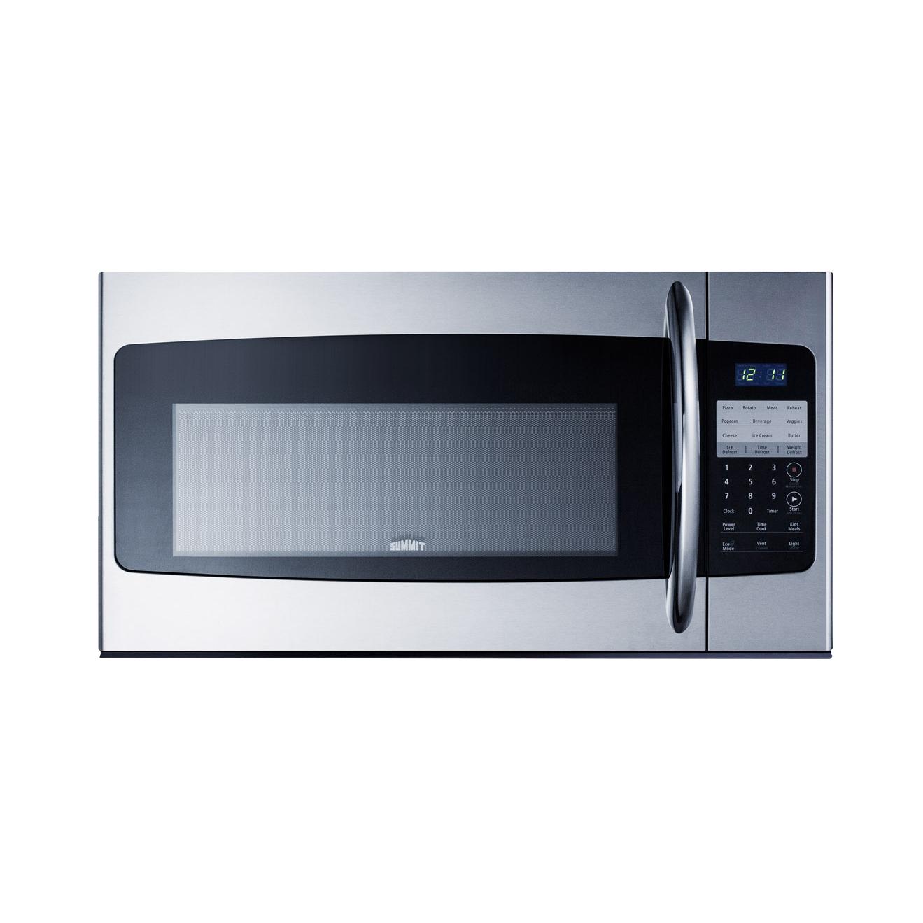 Summit Appliance OTRSS301 microwave oven